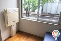 鹿児島ふれあいスポーツランド(1F)の授乳室・オムツ替え台情報
