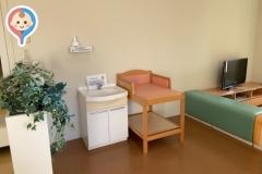 回生病院(2F)の授乳室・オムツ替え台情報