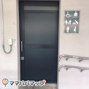 岡谷駅(改札内)のオムツ替え台情報 画像1