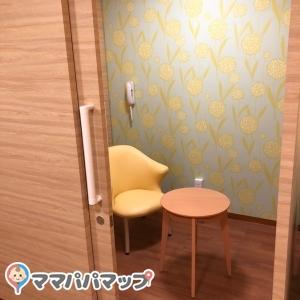 2階授乳室 個室2つあり