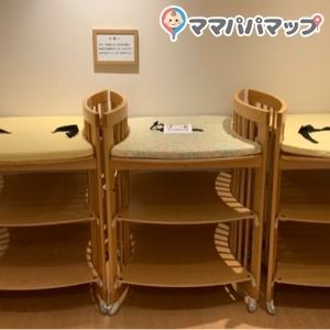 松屋銀座(6F 女子トイレ)の授乳室・オムツ替え台情報 画像3